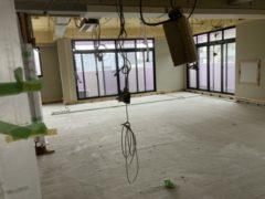福岡市 RC住宅のリノベーションに伴う解体