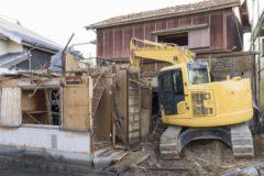 アスリートテックのスタッフが取り組む解体工事について
